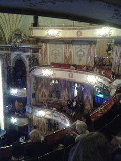 Novello Theatre, Covent Garden, London. Mamma Mia the musical
