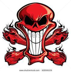 Skull Dive Flag Bandana Scuba Diving Sticker Decal Scuba