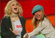 Drew Barrymore and Cameron Diaz Best Friends