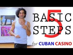 """This tutorial shows the first 5 basic steps I teach anyone looking to learn casino (""""Cuban salsa"""")They are a progression that teach the timing, cadence, bala. Learn Salsa, Cuban Salsa, First 5, Dance Company, Zumba, Fun Workouts, Health Fitness, Jokes, Teaching"""