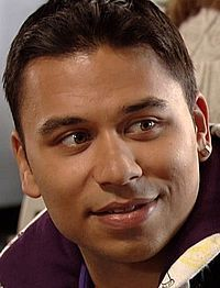 Ricky Norwood - Fatboy (Eastenders). The sweetest guy beside Alfie on the show.