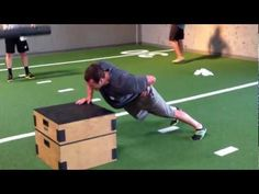 Dryland Off-Ice Hockey Training-HockeyOT Circuit Workout