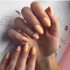 Nail art Christmas - the festive spirit on the nails. Over 70 creative ideas and tutorials - My Nails Cute Acrylic Nails, Acrylic Nail Designs, Cute Nails, Pretty Nails, Beach Nail Designs, Peach Nails, Peach Nail Art, Burgundy Nails, American Nails