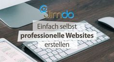 Website erstellen mit Jimdo