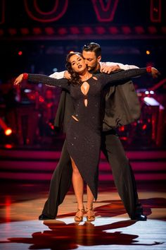 Strictly Come Dancing 2015 - Georgia and Giovanni - Week 3