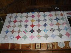 geometric quilt