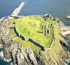 Image (Peel Castle on St. Patrick& Isle) - Isle of Man Government . England, Travel Channel, Isle Of Man, Scotland Travel, British Isles, Historical Sites, Places To See, Beautiful Places, Beautiful Pictures