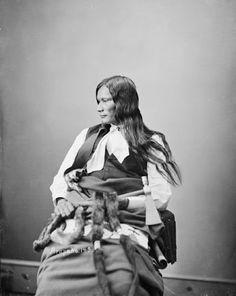 Left Hand - Arapaho - 1872
