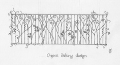 Sculpture and garden art , artistic metal furniture and gates - Rails & Architectural Gallery