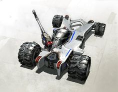 Concept cars and trucks: Concept vehicle art by Khang Le