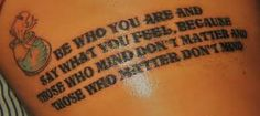 Image result for dr seuss tattoos
