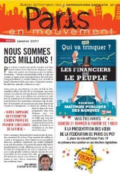 PEM: Newsletter Parisian communists