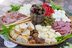 The goal of an Italian Antipasto Platter is to please your guests, and give them something savory to nibble on with a glass of wine and good conversation. An amazing Italian Antipasto is made with anything that shows love for your friends and family. Feel free to add M&M Peanuts and Little BBQ Wieners if...Read More