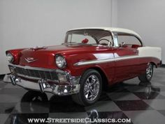 1956 Chevrolet Bel Air Great Car