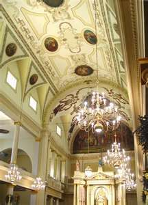 New Orleans, St. Louis Cathedral is so beautiful! I loved it there in the French Quarter