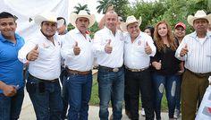 Cierre de campaña en Villa Cuauhtémoc y en Colonias Nuevo Madero y Miramar de Altamira. ¡Vamos por el 7!