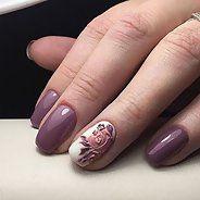 Маникюр шеллак (100 фото) - Дизайн ногтей