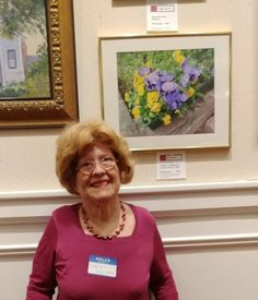 """Nancy Protzman took this photo (""""Pansies"""") in Germany, and displayed it in several New York art shows. Big Photo, New York Art, Photo Contest, Pansies, Germany, Flowers, Artwork, Photos, Color"""