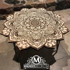 Makarios Decor Interior Design Wall Panels, Product Pictures, and Home Decor Furniture, Custom Furniture, Painted Furniture, Diy Home Decor, Decor Interior Design, Interior Decorating, Indian Table, Wood Burning Art, Deco Table