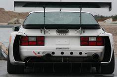 Porsche 944 Turbo custom widebody