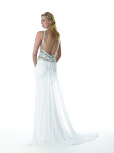 Stylish and Elegant Backless Prom Dresses #BacklessPromDresses #PromDresses