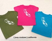 Yosemite Love California State Design Available in Onesie Bodysuits, Infant & Toddler T-shirts!