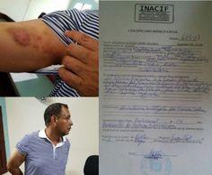 Diario En Directo: Certificado medico muestra que el dirigente  de lo...