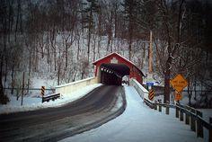 Covered Bridge Orefield