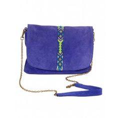 Royal Blue Brooke Bag