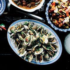 Littleneck Clams Steamed in Vinho Verde | Food & Wine