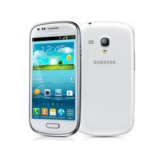 """Samsung Galaxy S3 Mini Blanc, 4"""""""