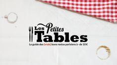 Un bon petit plan resto à Paris pour moins de 10 euros ? C'est ce que le site Les Petites Tables déniche pour vous chaque semaine. Et gratos, en plus.