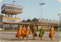 Port lotniczy w Warszawie
