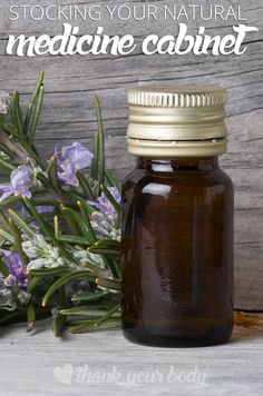 Looking for effective diy home remedies? Stock your natural medicine cabinet with ingredients that support a healthy, happy body.