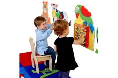 Parrot Wall Panel :: The Learning Shop