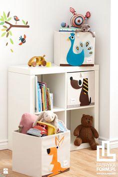 3 sprouts - wZOOrowy porzadek w dziecięcym pokoju! - zdjęcie od Fabryka Form - Pokój dziecka - Styl Nowoczesny - Fabryka Form