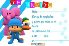 Cumpleaños de Pocoyo II Happy Brithday, 1st Boy Birthday, Boy Birthday Parties, Ideas Para Fiestas, First Birthdays, Baby Shower, Party, Lucca, Moana