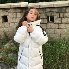 Ulzzang Kids, Korean Ulzzang, Cute Kids, Cute Babies, Kids Girls, Little Girls, Korean American, Boy Or Girl, Winter Jackets