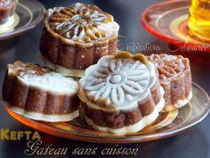Kefta gâteau algérien sans cuisson