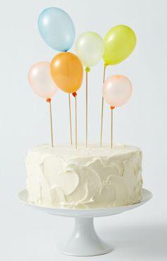 Un gâteau magique pour fêter l'arrivée ou l'anniversaire de bébé !