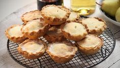 BBC - Food - Recipes : Individual fruit pies. Thanks again Paul Hollywood. Made them this morning and they turned out fab!
