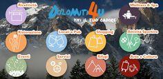 Dolomiti 4U - #categories #slideshow #slide  #dolomiti4u