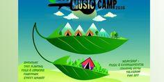 Ada-ada saja! Eco Music Camp Melakukan Capoeira dan Yoga di gunung