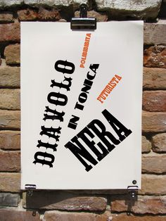 """selected for """"spollo exhibition"""" http://www.ctsgrafica.it/spollo/ letterpress, poster, type, typography, letters, wood type, spollo, ctsgrafica"""