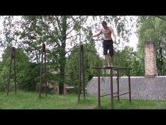 My interpretation of Methode Naturelle - natural outdoor workout - YouTube