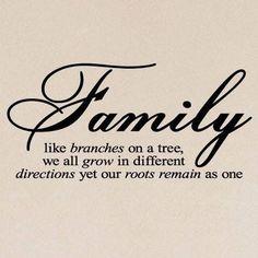 Family....