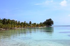 South Water Caye - Pelican Beach Resort Scene - Photo by Larry France while on vacation at Chabil Mar in Placencia, Belize. #Belize #Belize Resorts #Belize Vacations #Snorkeling #Scuba Diving #Islands
