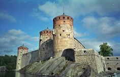 Romantic Castle in Finland Pisa, Finland, Tower, Romantic, Building, Travel, Castles, Rook, Viajes