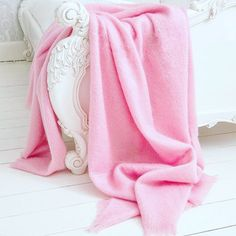 Blimey it's cold out there! Wrap yourself in our snuggly soft Mohair Blanket - in stock now and available for next working day delivery. Go to link in bio. #pink #pantone #colouroftheyear #2016 #rosequartz #frenchbedroomcompany #frenchbedroom #paintedfurniture #shabbychic #vintage #mohair by frenchbedroomcompany
