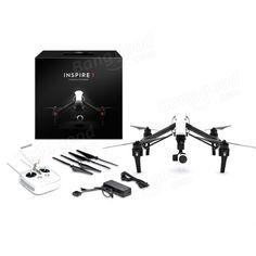 DJI Inspire 1 Transforming Dual Control Quadcopter With 4K Camera RTF Sale-Banggood.com